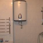 Установка водонагревателя, бойлера 🏆 в Москве заказать на дом недорого - Фото 6