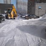 Уборка и вывоз снега 🏆 в Королёве заказать на дом недорого - Фото 7