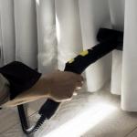 Химчистка штор с выездом 🏆 в Москве заказать на дом недорого - Фото 2
