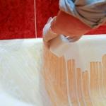 Эмалировка ванны и реставрация 🏆 в Москве заказать на дом недорого - Фото 7