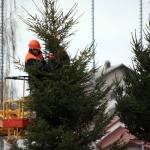 Установка новогодней ёлки 🏆 в Москве заказать на дом недорого - Фото 6