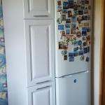 Шкафчик кухонный трёхъярусный