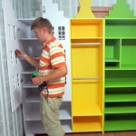 Сборка детской мебели 🏆 в Москве заказать на дом недорого - Фото 5