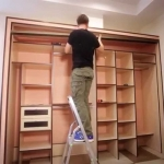 Сборка, разборка шкафа-купе 🏆 в Москве заказать на дом недорого - Фото 3