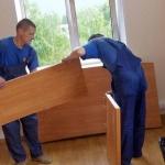 Перестановка мебели 🏆 в Москве заказать на дом недорого - Фото 2