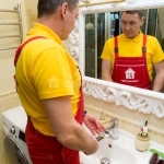 Ремонт смесителя 🏆 в Москве заказать на дом недорого - Фото 4