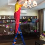 Услуги по установке светильников