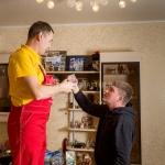 Сборка, установка люстры 🏆 в Москве заказать на дом недорого - Фото 5