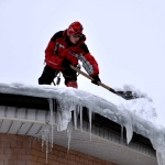 Зимние работы на участке 🏆 в Москве заказать на дом недорого - Фото 5