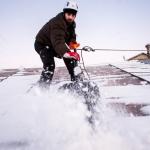 Зимние работы на участке 🏆 в Москве заказать на дом недорого - Фото 4
