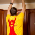 Установка, замена светильников 🏆 в Москве заказать на дом недорого - Фото 1