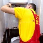 Установка водонагревателя, бойлера 🏆 в Москве заказать на дом недорого - Фото 1